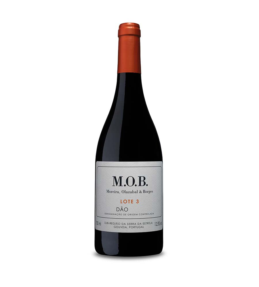 Vinho Tinto M.O.B. Lote 3 2016, 75cl Dão