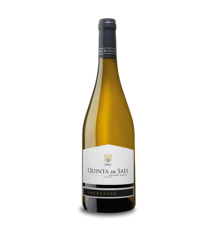Vinho Branco Quinta de Saes Encruzado 2018, 75cl Dão