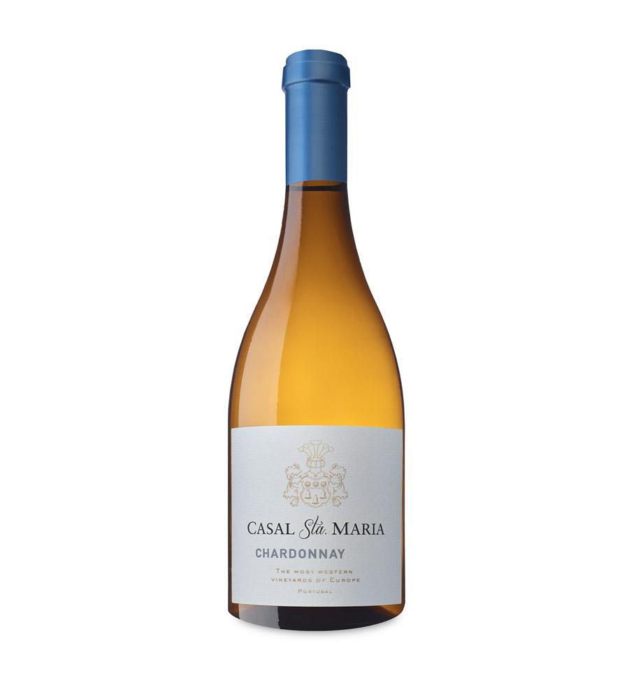 Vinho Tinto Casal Sta. Maria Chardonnay 2018, 75cl Lisboa