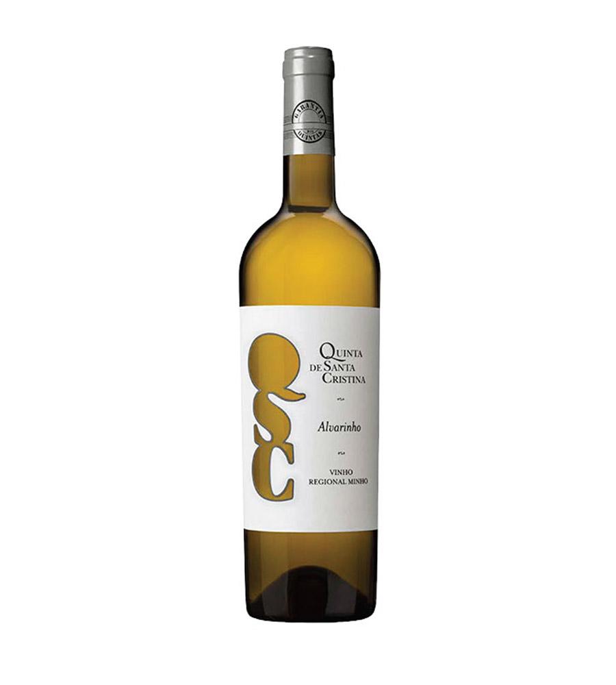 Vinho Branco Quinta de Santa Cristina Alvarinho 2018, 75cl Vinhos Verdes