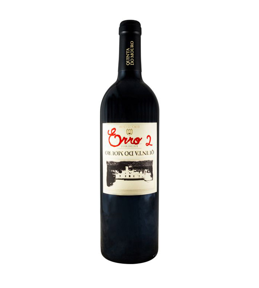 Vinho Tinto Erro 2 2011, 75cl Alentejo