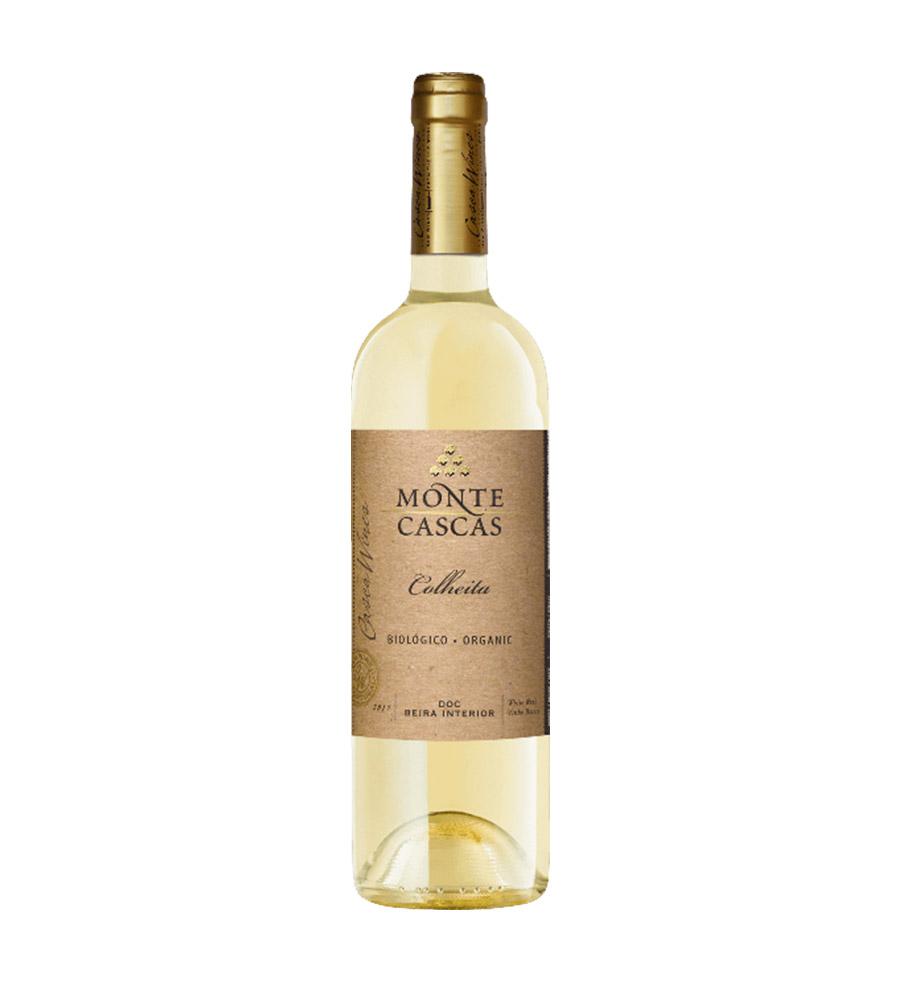 Vinho Branco Monte Cascas Biológico 2018, 75cl Beira Interior