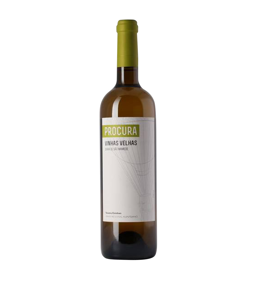 Vinho Branco Procura Vinhas Velhas 2016, 75cl Alentejo