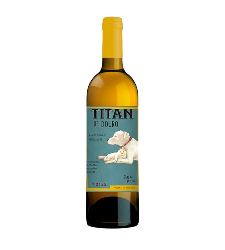 Vinho Branco Titan of Douro 2017, 75cl Douro
