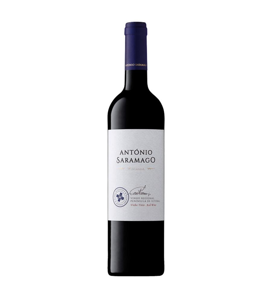 Vinho Tinto António Saramago 2017, 75cl Península de Setúbal