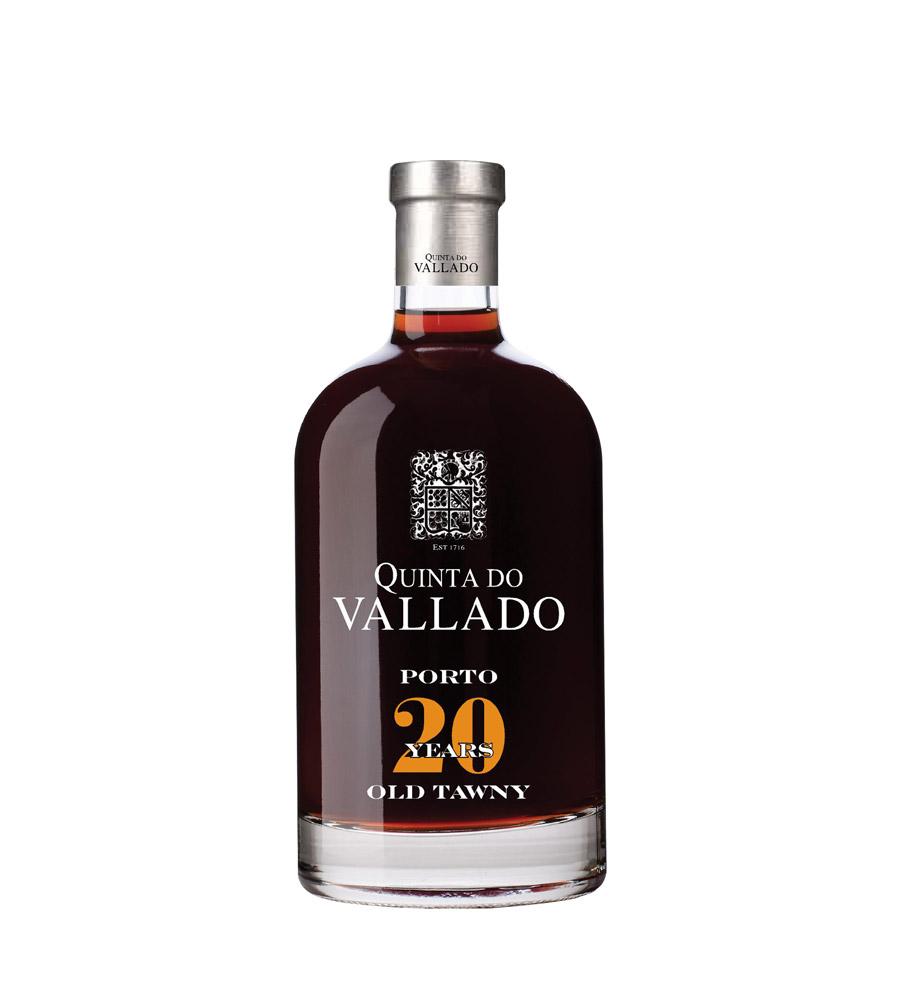 Vinho do Porto Quinta do Vallado Tawny 20 anos, 50cl Porto
