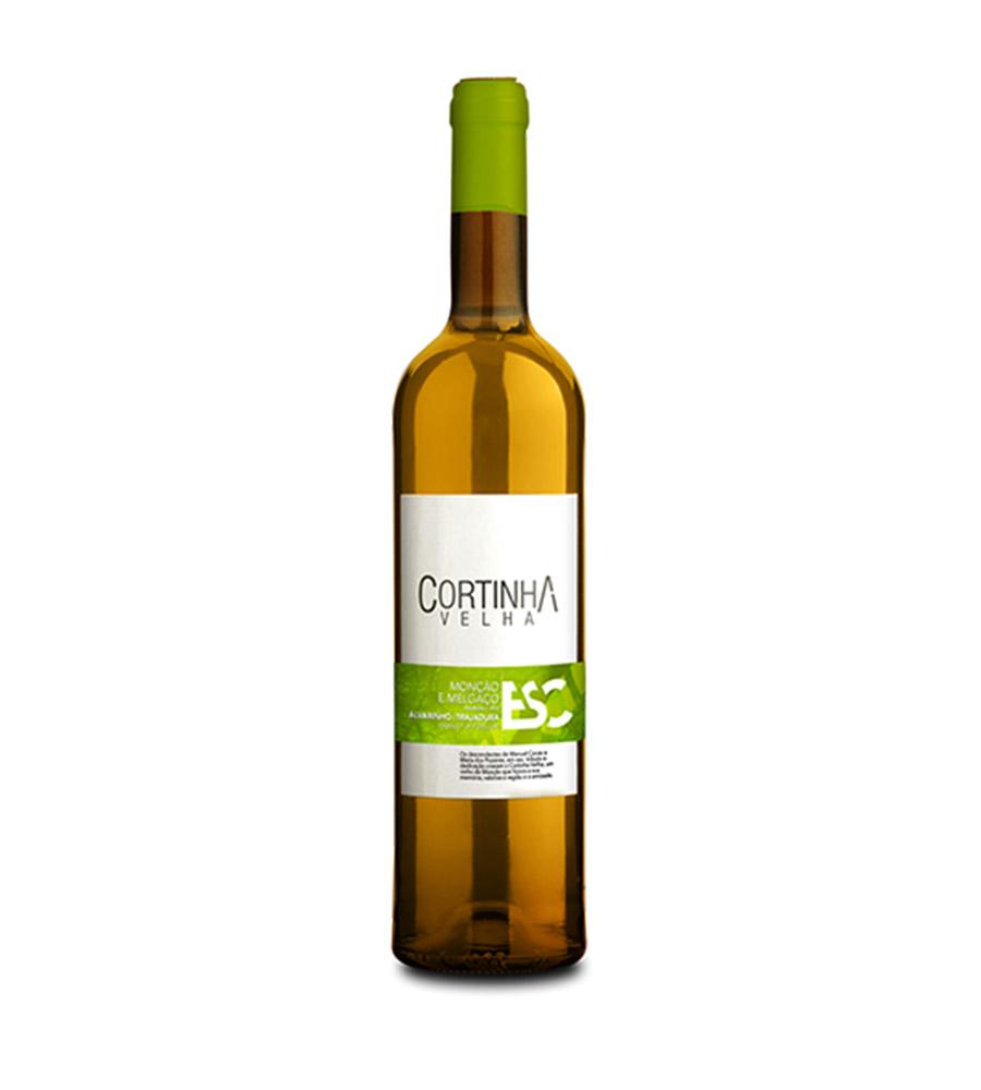 Vinho Branco Cortinha Velha Escolha 2018, 75cl Monção e Melgaço