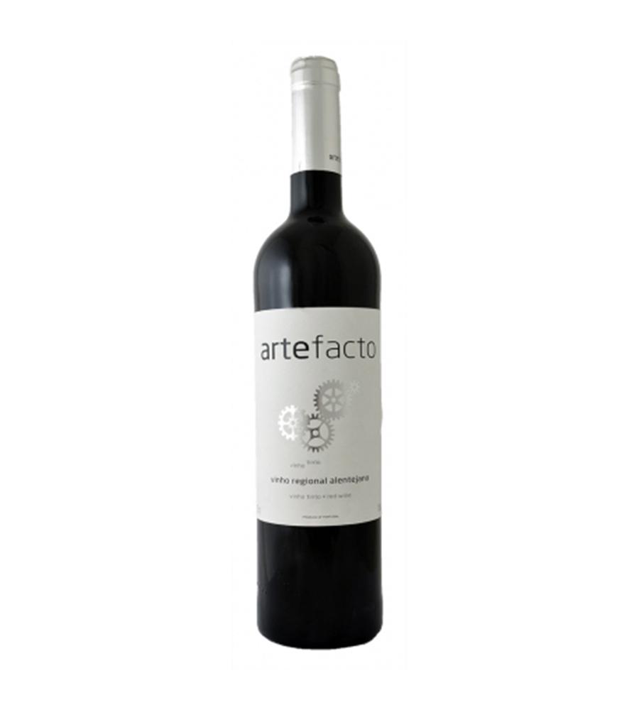 Vinho Tinto Artefacto 2017, 75cl Alentejo