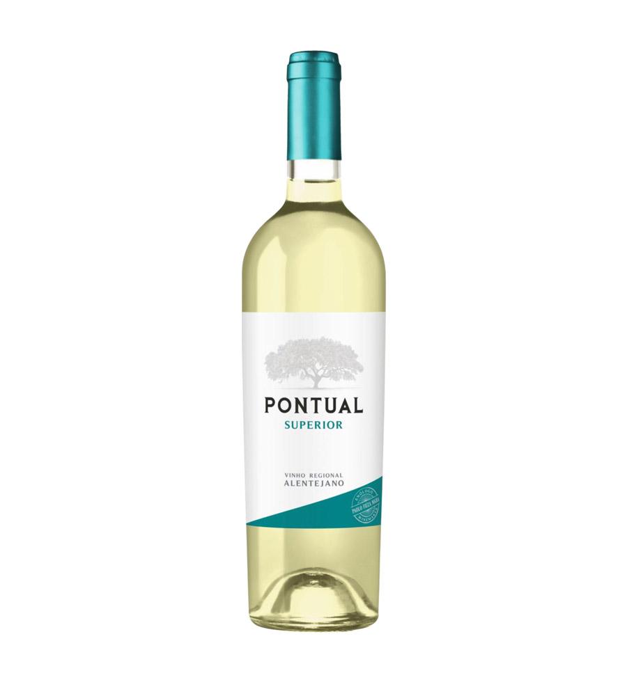 Vinho Branco Pontual Superior 2018, 75cl Alentejo