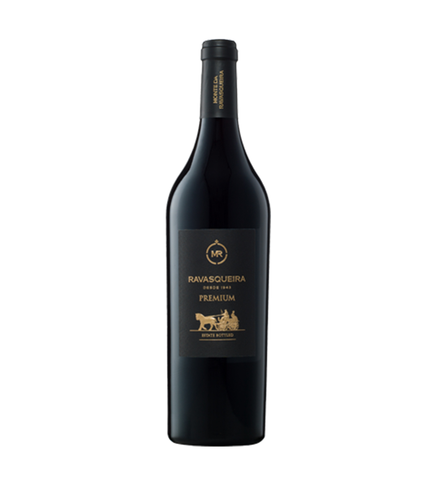 Vinho Tinto Monte Da Ravasqueira Premium 2014, 75cl Alentejo