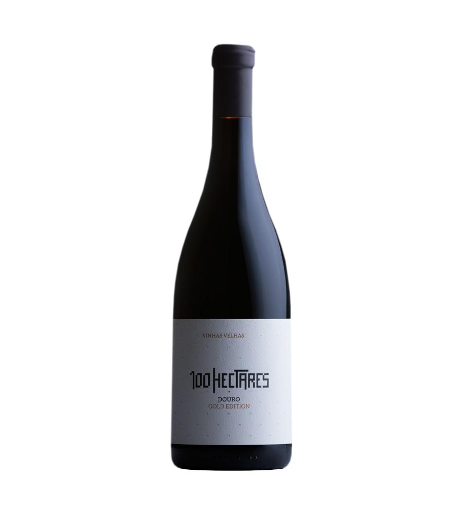 Vinho Tinto 100 Hectares Vinhas Velhas Gold Edition 2015, 75cl Douro