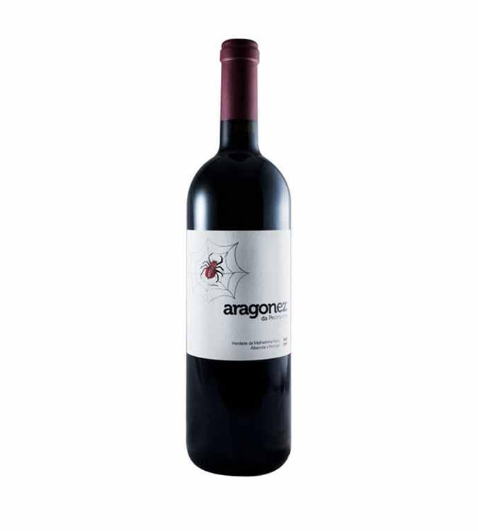 Vinho Tinto Aragonez da Peceguina 2016, 75cl Alentejo