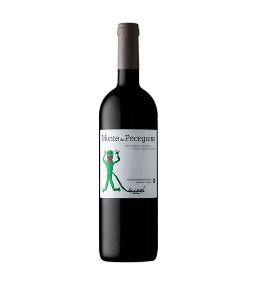 Vinho Tinto Monte da Peceguina 2018, 75cl Regional Alentejano