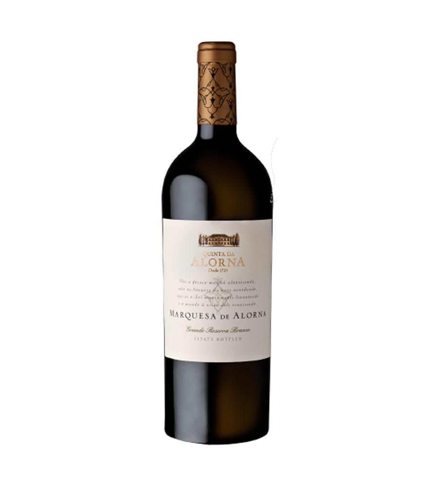Vinho Branco Marquesa de Alorna Grande Reserva 2015, 75cl Tejo