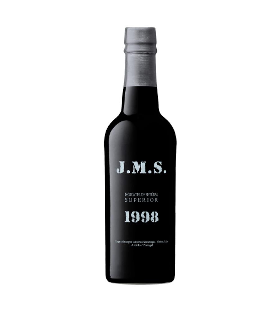 Moscatel J.M.S. Superior 1998, 37,5cl Península de Setúbal