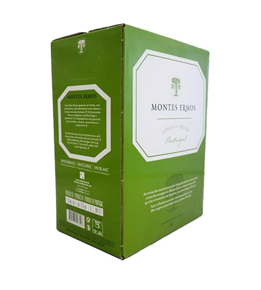 Vinho Branco Montes Ermos Bag in Box 5L Douro