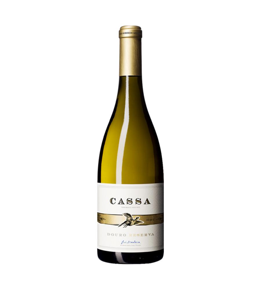 Vinho Branco Cassa Reserva 2017, 75cl Douro