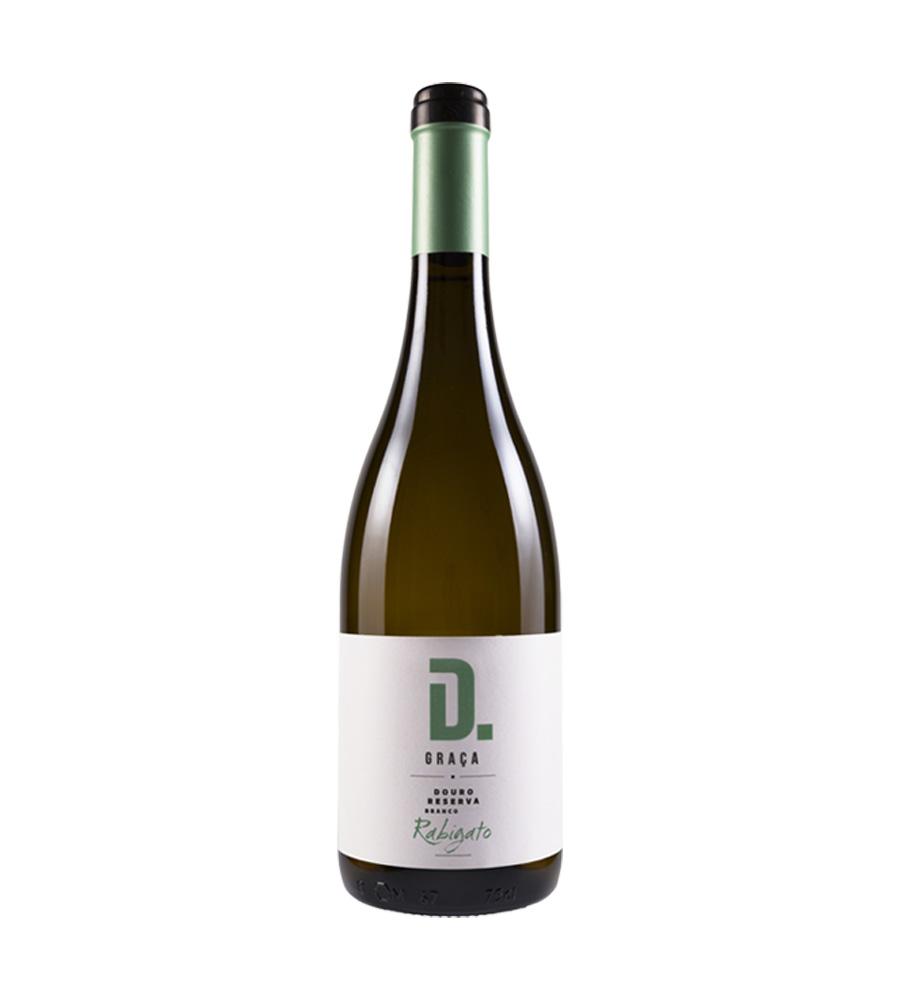 Vinho Branco D.Graça Reserva Rabigato 2018, 75cl Douro