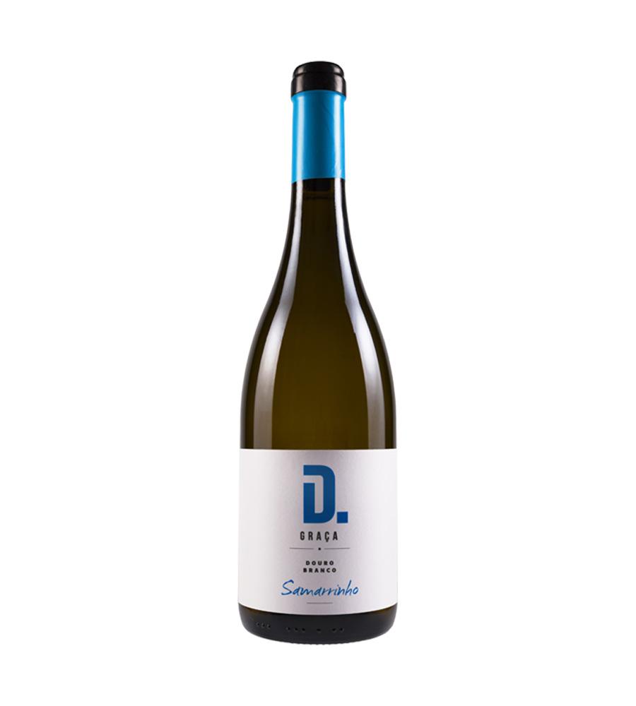 Vinho Branco D.Graça Samarrinho 2017, 75cl Douro