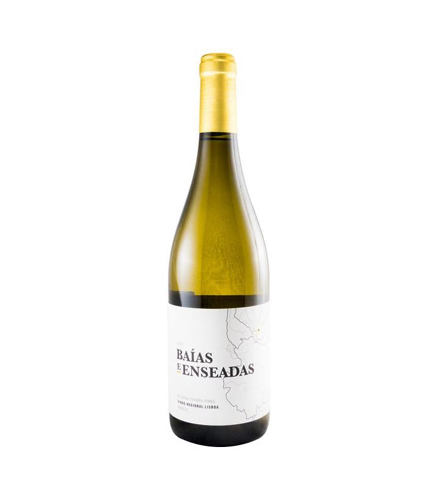 Vinho Branco Baías e Enseadas Reserva Fernão Pires 2017, 75cl Regional  Lisboa