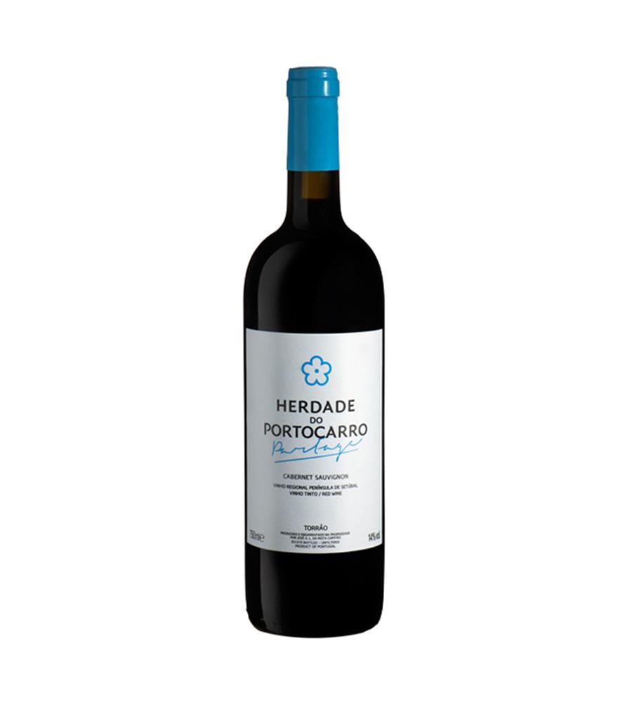 Vinho Tinto Herdade do Portocarro Partage Cabernet Sauvignon 2010, 75cl Península de Setúbal