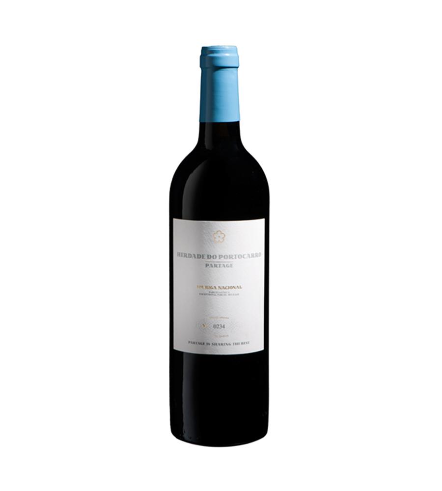 Vinho Tinto Herdade do Portocarro Partage Touriga Nacional 2011, 75cl Península de Setúbal