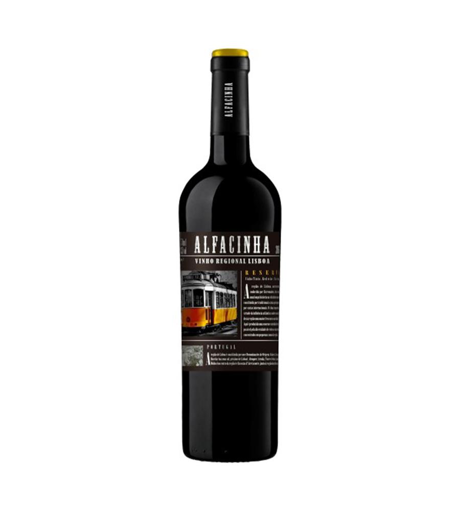 Vinho Tinto Alfacinha Reserva 2018, 75cl Regional  Lisboa