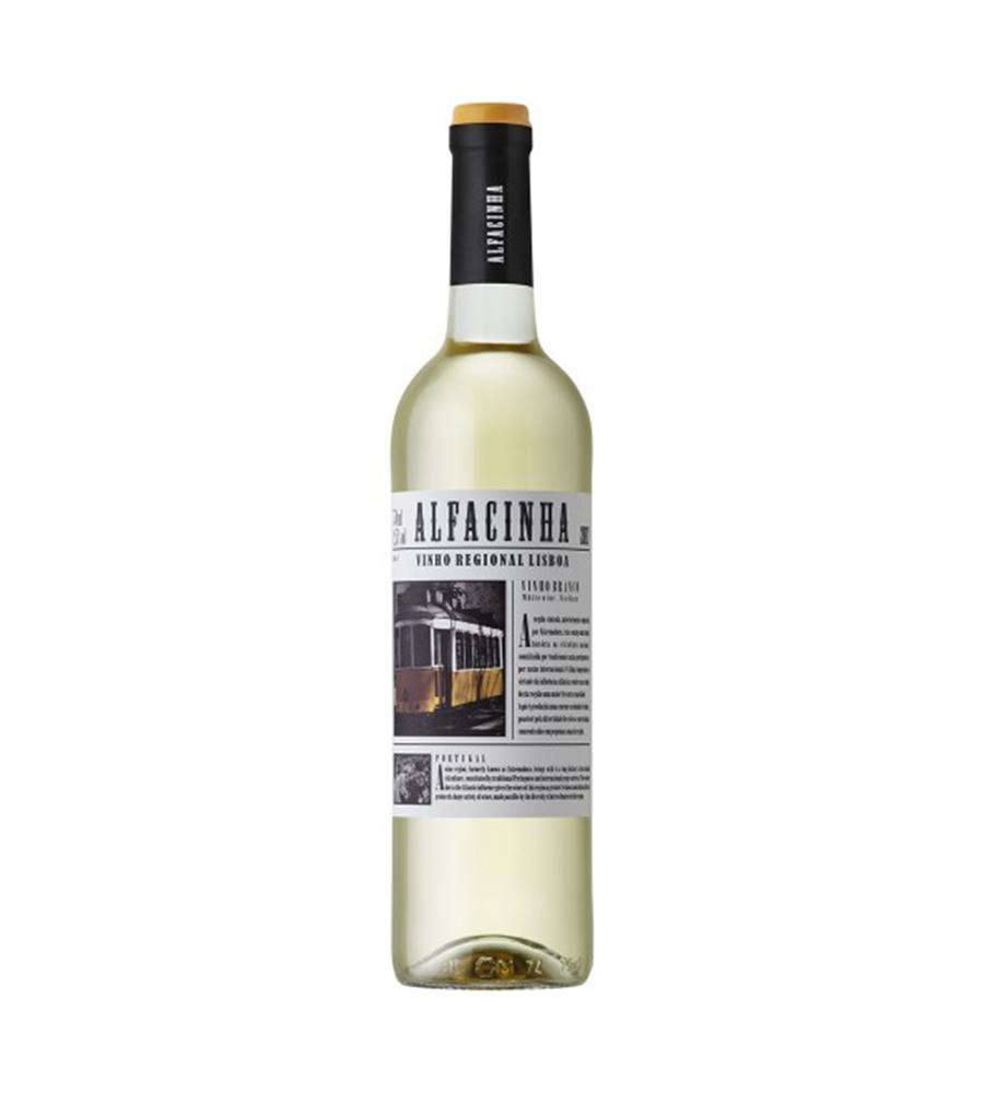 Vinho Branco Alfacinha 2018, 75cl Regional  Lisboa