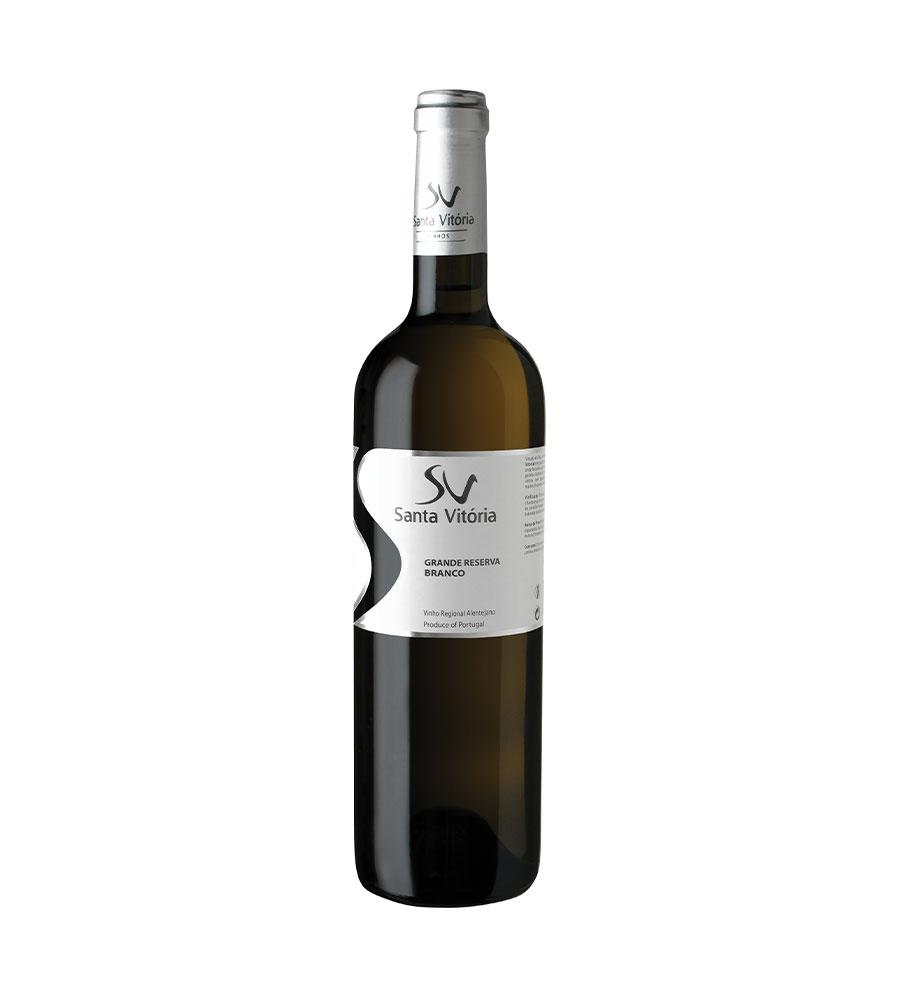Vinho Branco Santa Vitória Grande Reserva 2018, 75cl Regional Alentejano