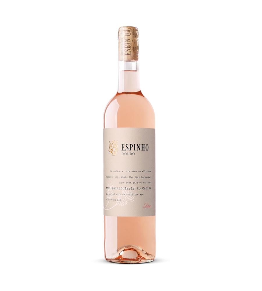 Vinho Rosé Espinho Camila 2019, 75cl Douro
