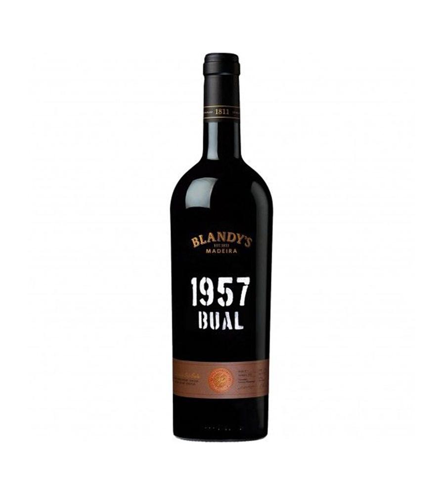Vinho da Madeira Blandy's Bual 1957, 75cl Madeira