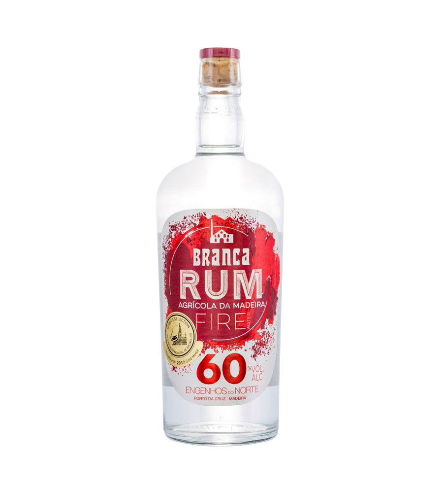 Rum Branca Fire, 70cl Madeira