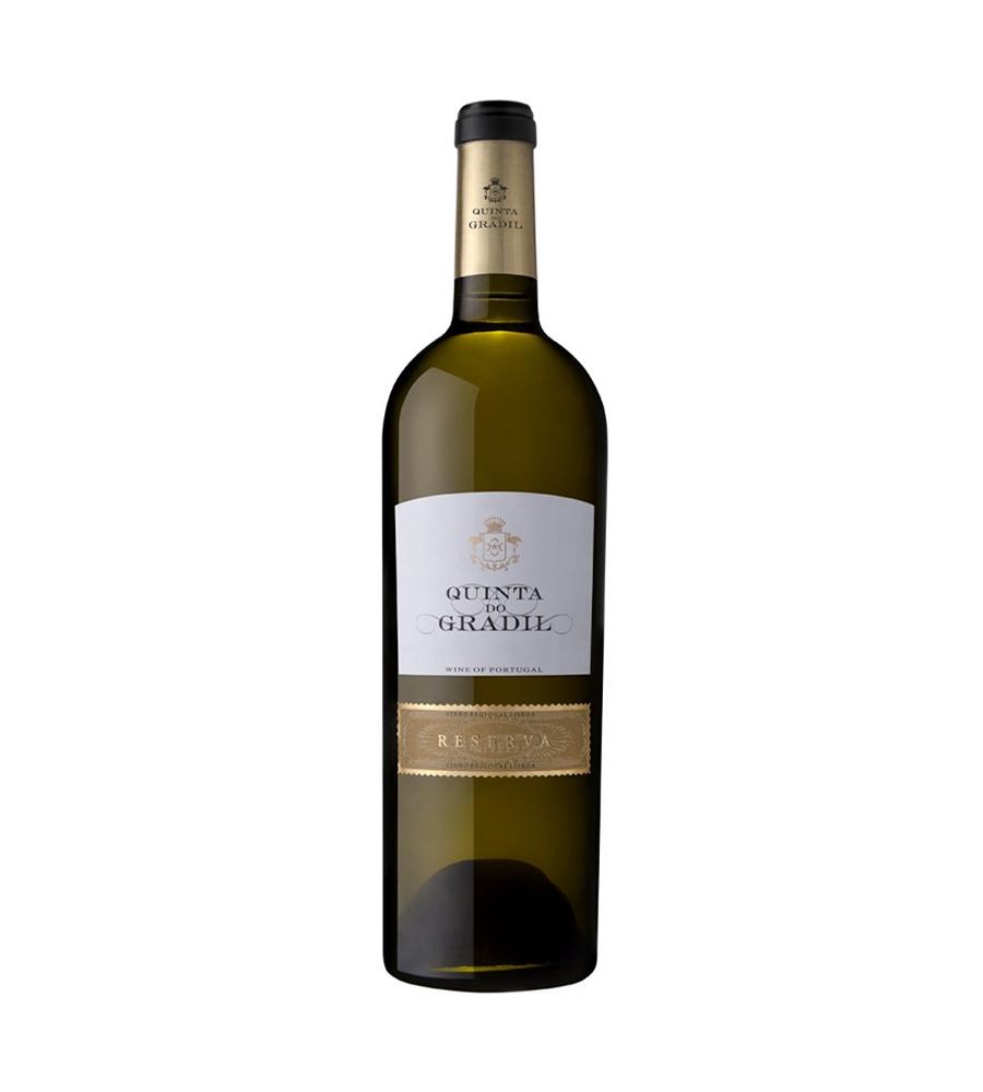 Vinho Branco Quinta do Gradil Reserva 2018, 75cl Regional Lisboa