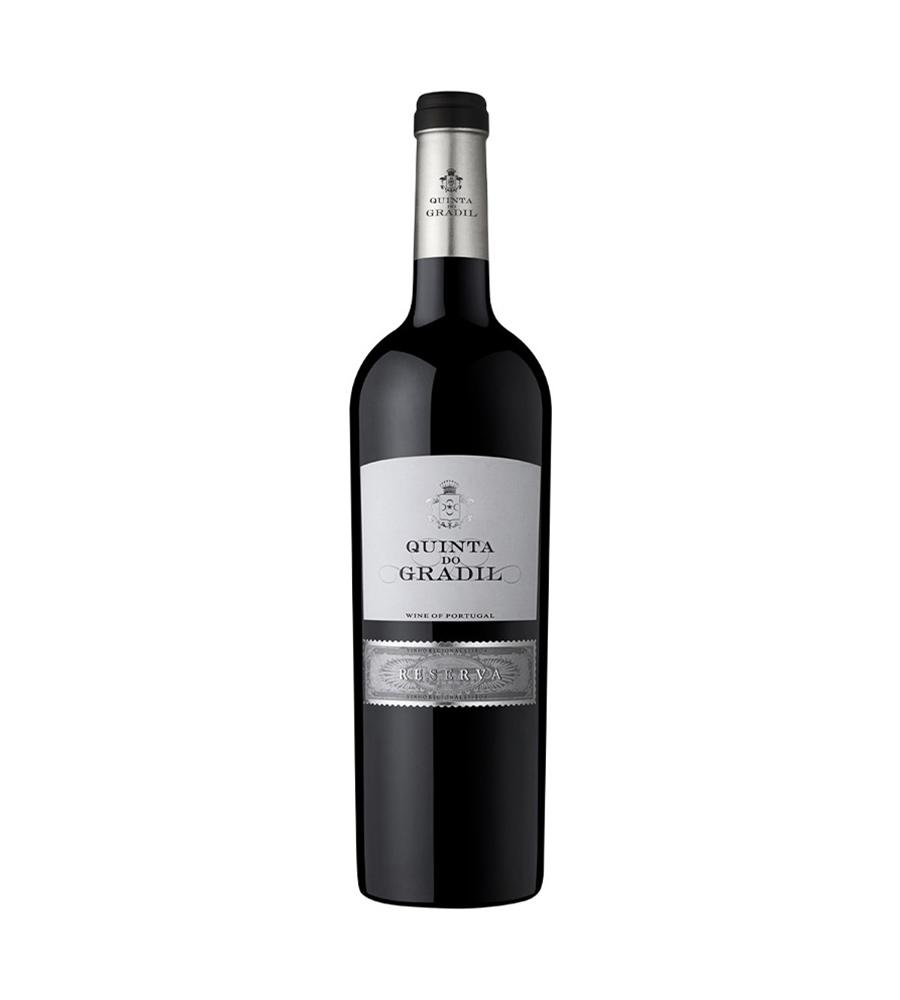 Vinho Tinto Quinta do Gradil Reserva 2016, 75cl Regional Lisboa
