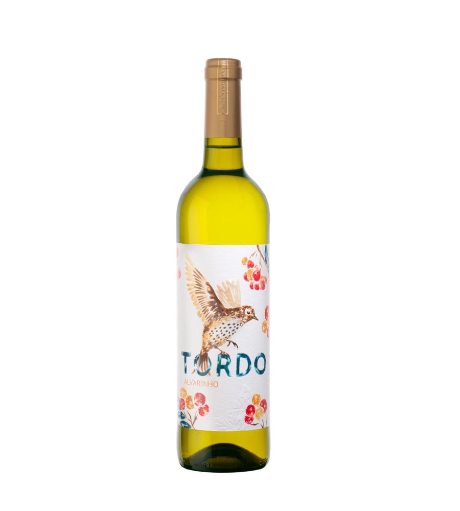 Vinho Branco Tordo Alvarinho 2019, 75cl Regional Minho
