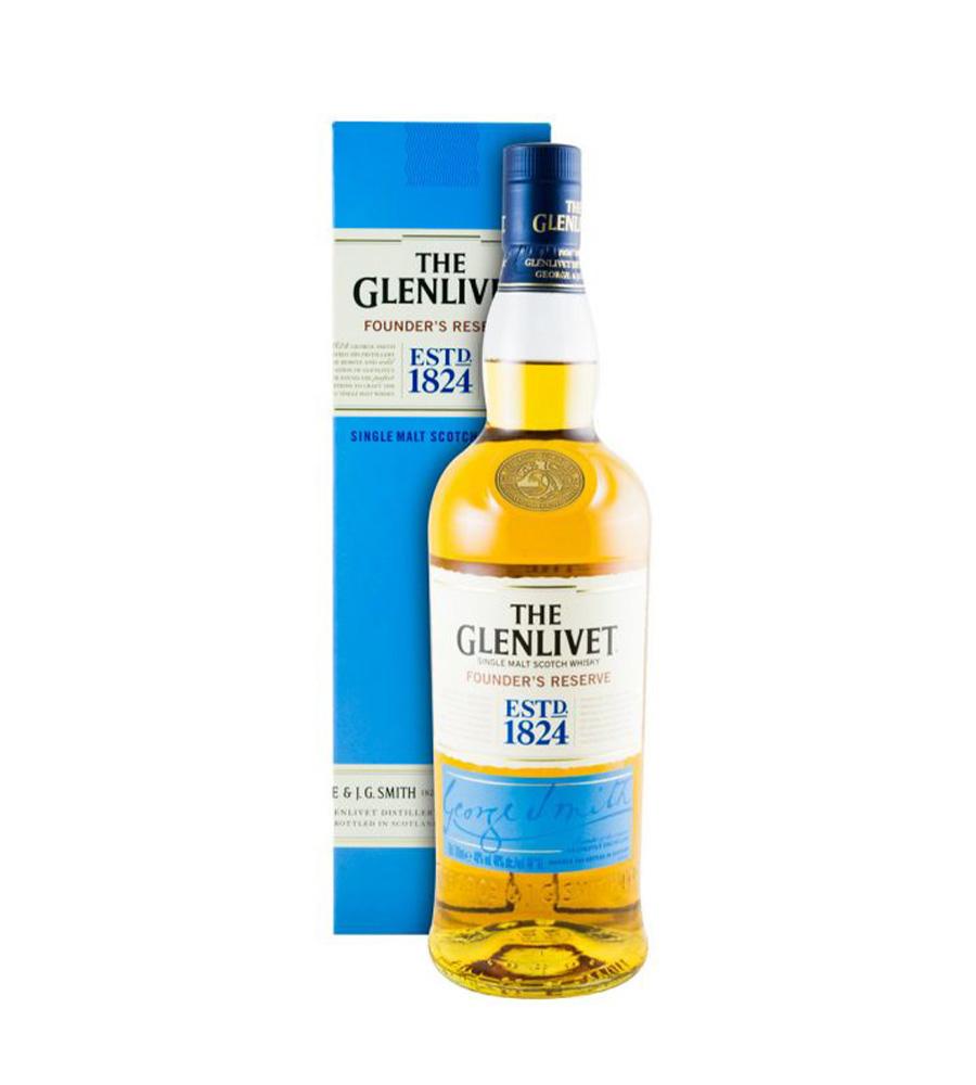 Whisky Glenlivet Founders Reserve, 70cl
