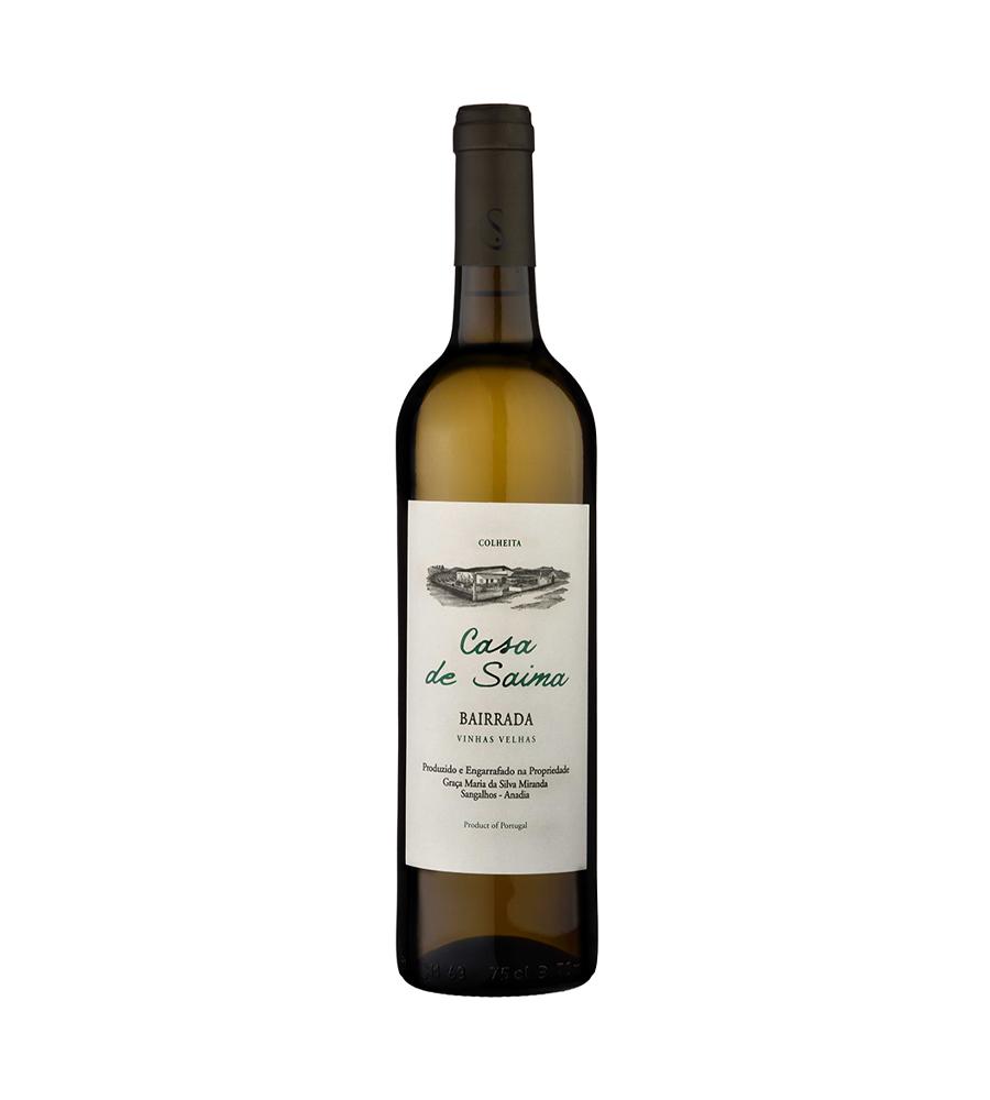 Vinho Branco Casa de Saima Vinhas velhas 2019, 75cl Bairrada