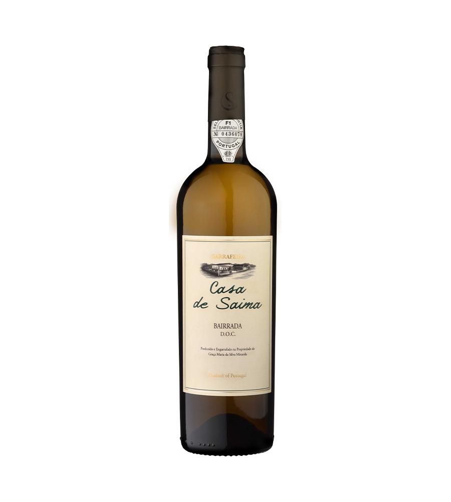 Vinho Branco Casa de Saima Garrafeira 2015, 75cl Bairrada