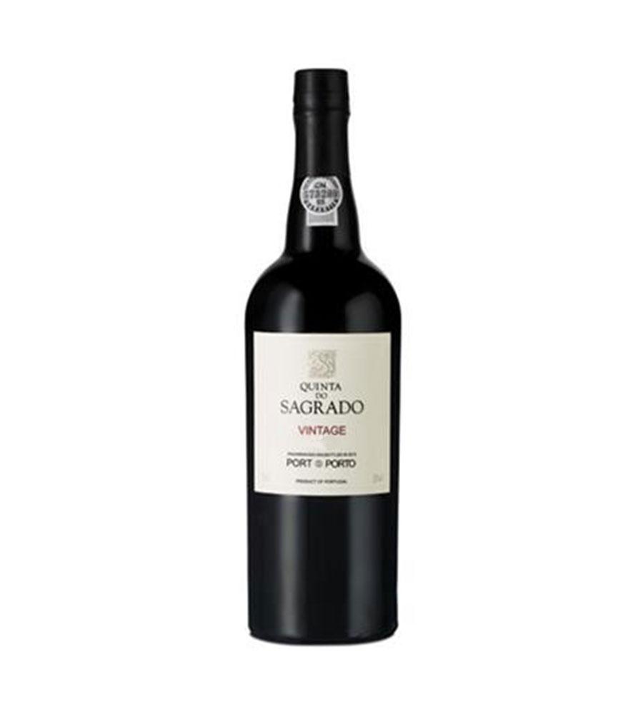 Vinho do Porto Quinta do Sagrado Vintage 2014, 75cl Douro