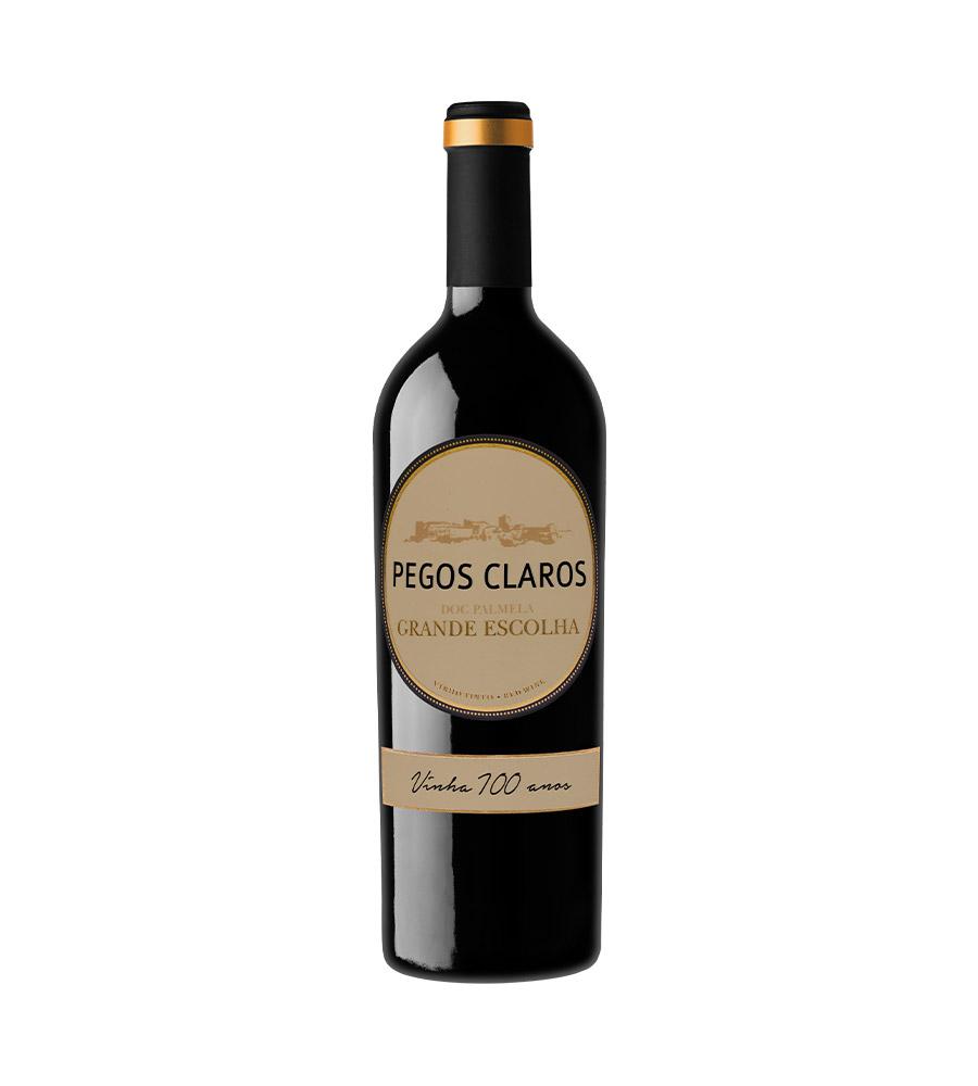 Vinho Tinto Pegos Claros Grande Escolha Vinha 100 anos 2016, 75cl Península de Setúbal
