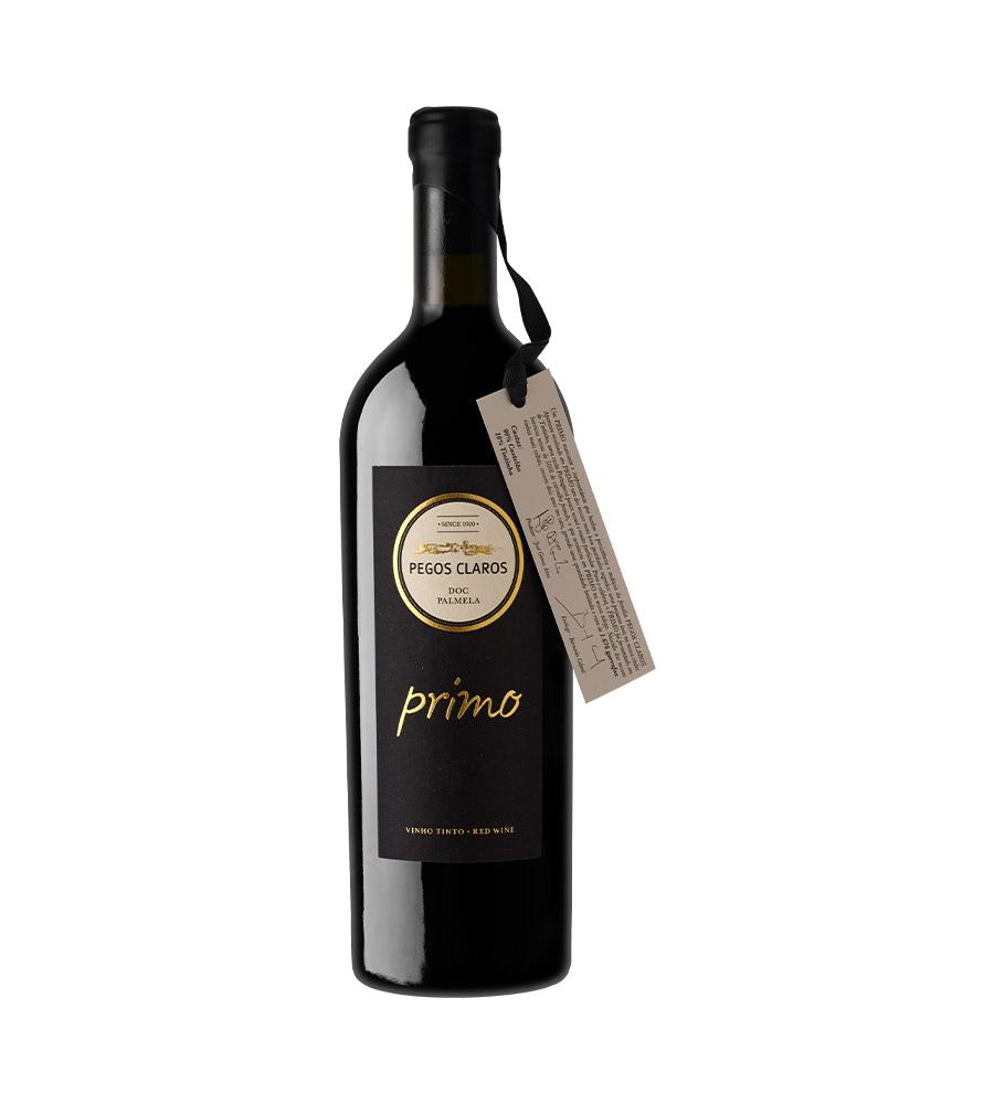 Vinho Tinto Pegos Claros Primo 2015, 75cl Península de Setúbal