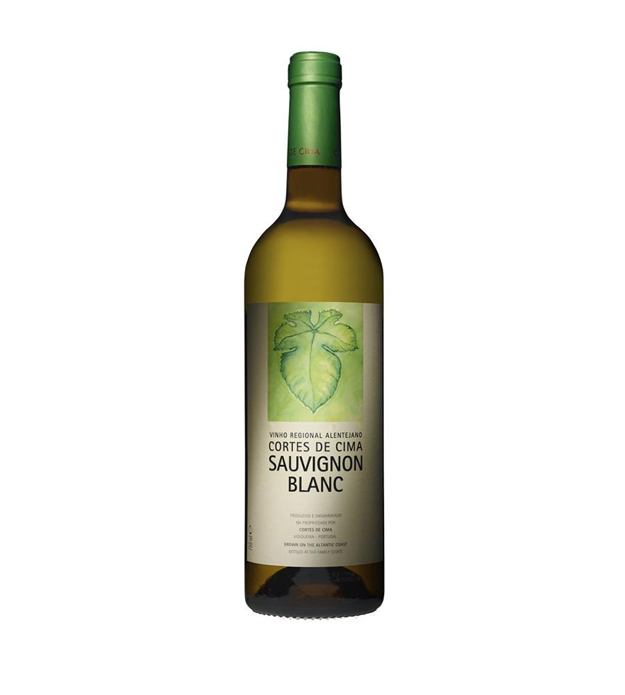 Vinho Branco Cortes de Cima Sauvignon Blanc 2018, 75cl Regional Alentejano