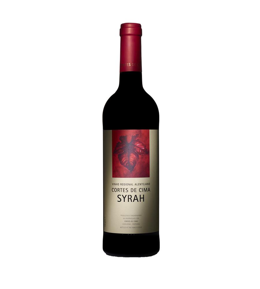 Vinho Tinto Cortes de Cima Syrah 2016, 75cl Regional Alentejano