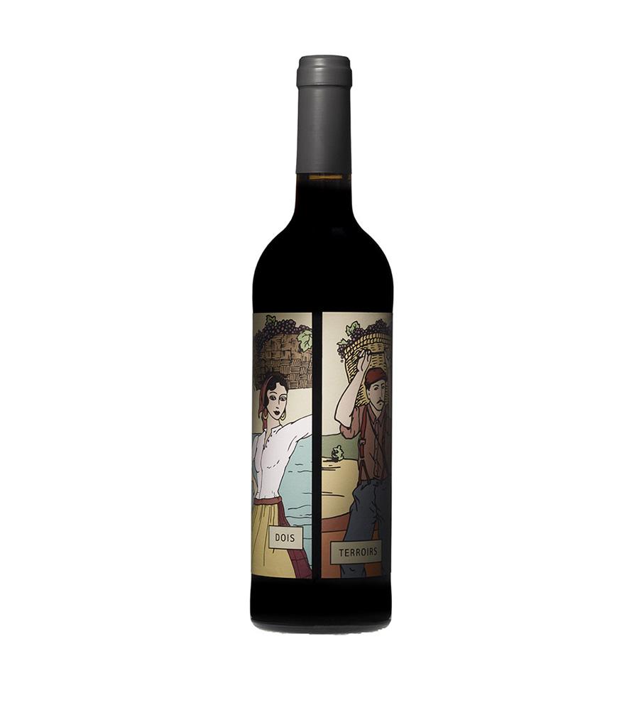 Vinho Tinto Cortes de Cima Dois Terroirs 2016, 75cl Regional Alentejano