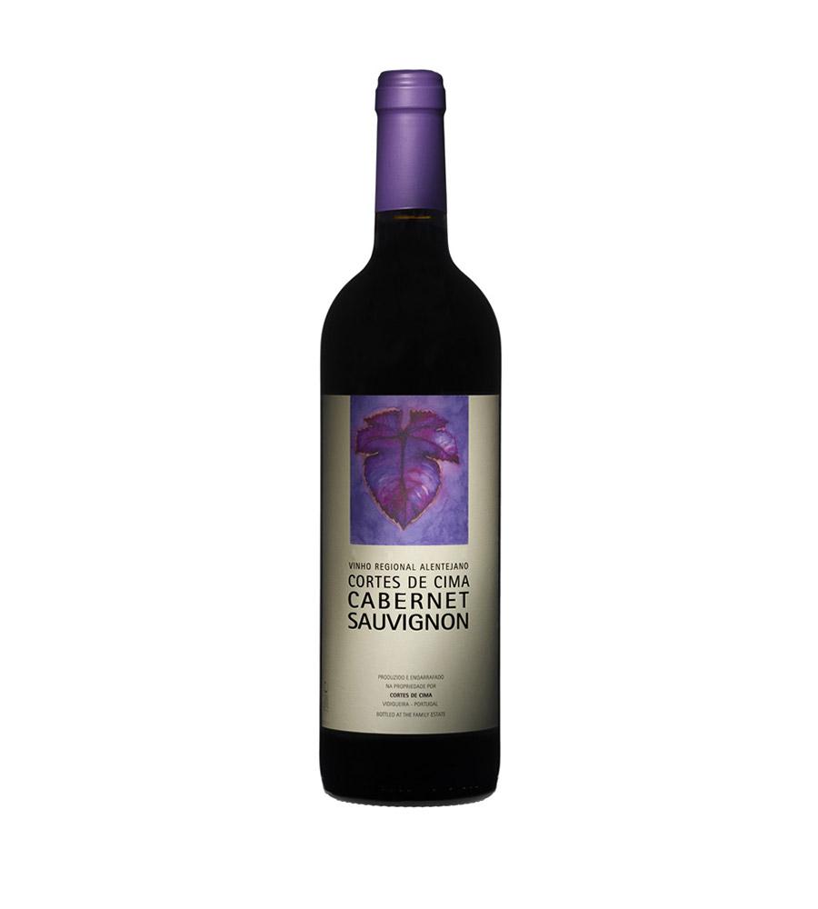 Vinho Tinto Cortes de Cima Cabernet Sauvignon 2016, 75cl Regional Alentejano