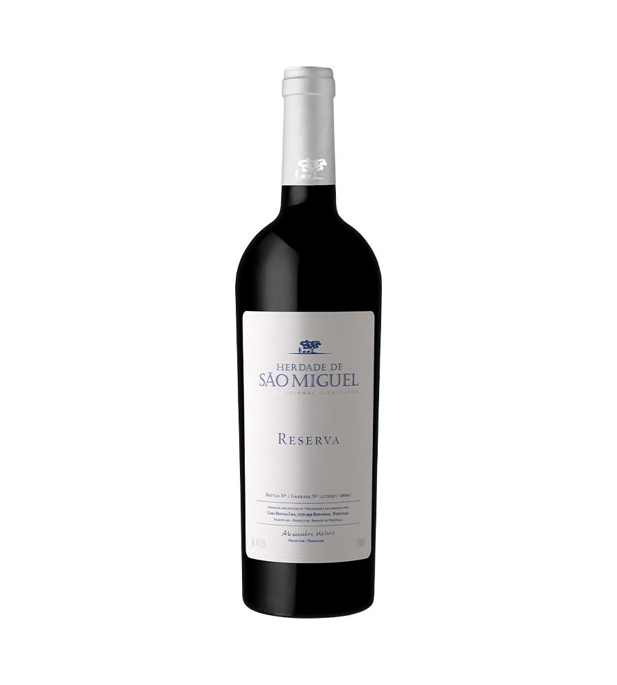 Vinho Tinto Herdade de São Miguel Reserva 2015, 75cl Regional Alentejano