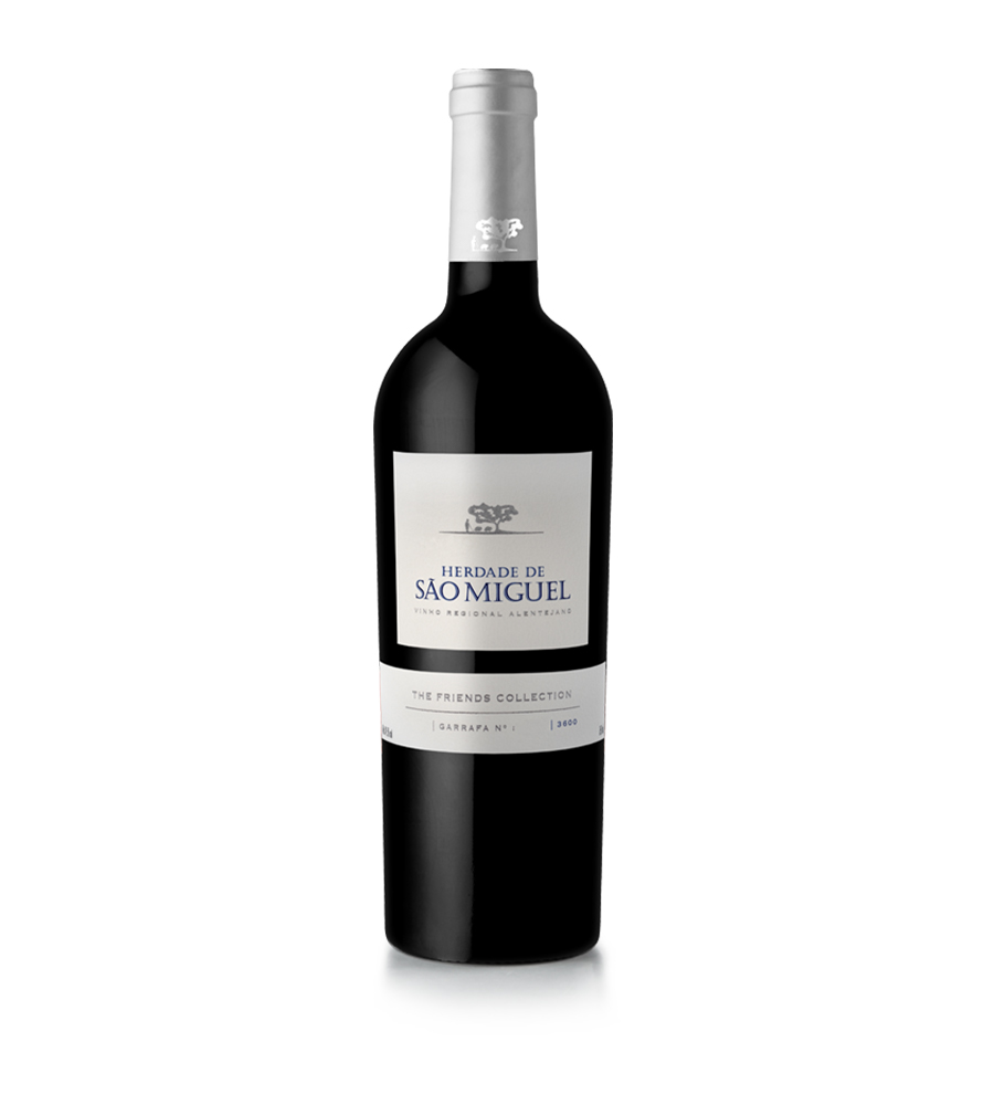 Vinho Tinto Herdade de São Miguel The Friends Collection 2015, 75cl Regional Alentejano