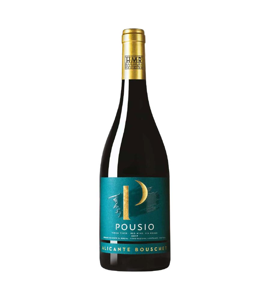 Vinho Tinto Pousio Alicante Bouschet 2017, 75cl Regional Alentejano