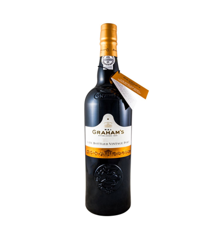 Vinho do Porto Graham`s LBV 2015, 75cl Porto