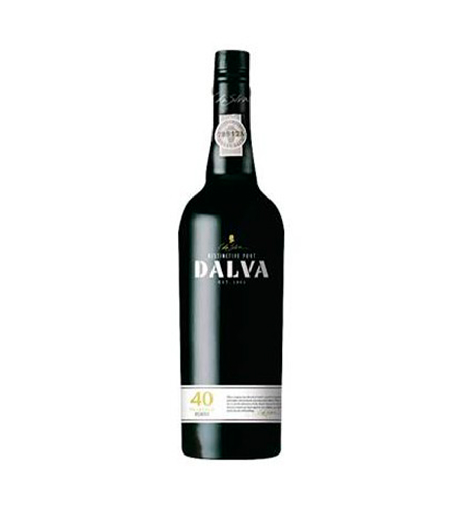 Vinho do Porto Dalva 40 years old, 75cl Douro